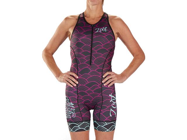 Zoot LTD Tri Racesuit Damen aloha